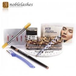 Noblelashes -Zestaw startowy do microbladingu MICRO