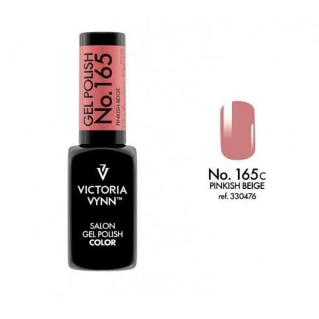 Victoria Vynn - Lakier hybrydowy GEL POLISH COLOR Pinkish Beige 8 ml (165)