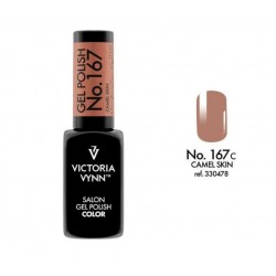 Victoria Vynn - Lakier hybrydowy GEL POLISH COLOR Camel Skin 8 ml (167)