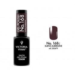 Victoria Vynn - Lakier hybrydowy GEL POLISH COLOR Subtle Aubergine 8 ml (168)