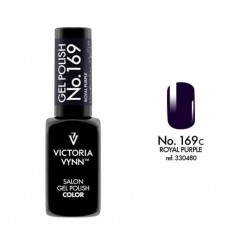 Victoria Vynn - Lakier hybrydowy GEL POLISH COLOR Royal Purple 8 ml (169)