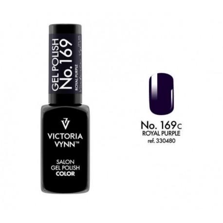Victoria Vynn - Lakier hybrydowy GEL POLISH COLOR Royal Purple 8 ml (169)