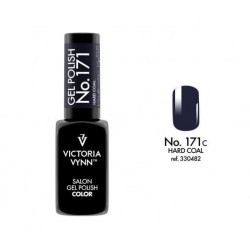 Victoria Vynn - Lakier hybrydowy GEL POLISH COLOR Hard Coal 8 ml (171)