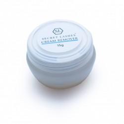 Secret Lashes - Cream Remover 15g