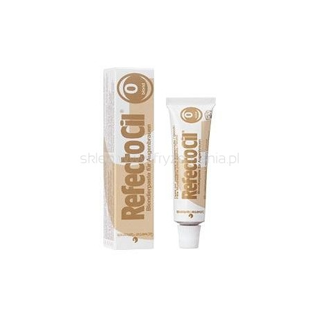Refectocil Henna Do Brwi 00 Blond 15 Ml Monimar