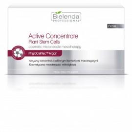 Bielenda Aktywny koncentrat z roślinnymi komórkami macierzystymi 10 x 3ml