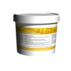 Algi chamot BIO CAMOMILE & SAGE Peel Off Mask 1000g