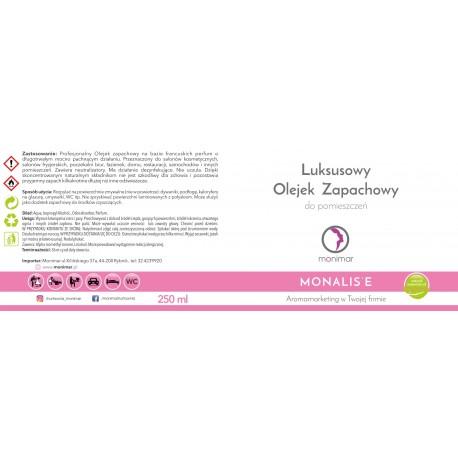 Luksusowy Olejek Zapachowy MONALIS'E 250 ml
