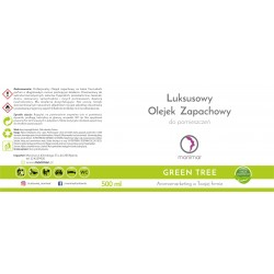 Luksusowy Olejek Zapachowy GREEN TREE 500 ml