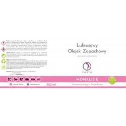 Luksusowy Olejek Zapachowy MONALIS'E 500 ml