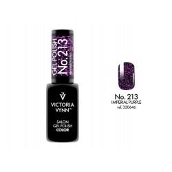 Victoria Vynn Salon Gel Polish COLOR kolor: No 213 Imperial Purple