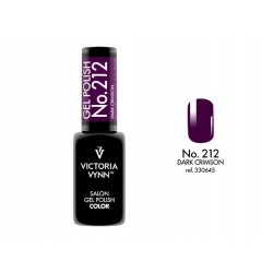 Victoria Vynn Salon Gel Polish COLOR kolor: No 212 Dark Crimson