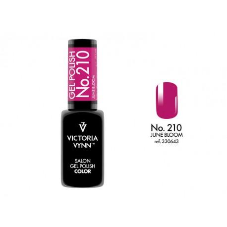 Victoria Vynn Salon Gel Polish COLOR kolor: No 210 June Bloom