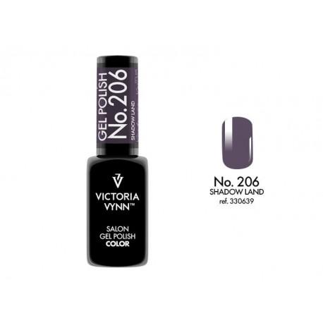 Victoria Vynn Salon Gel Polish COLOR kolor: No 206 Shadow Land