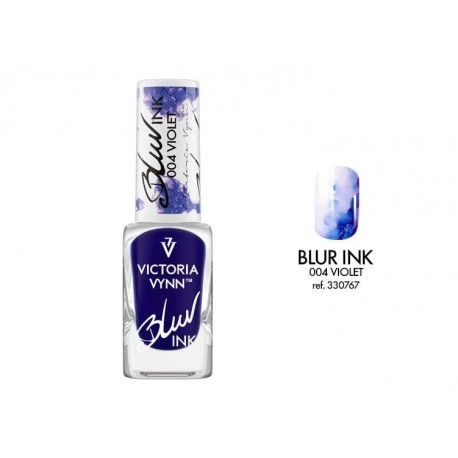 ATRAMENT DO ZDOBIEŃ BLUR INK - VIOLET 10 ML (004) VICTORIA VYNN