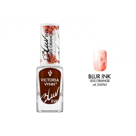 ATRAMENT DO ZDOBIEŃ BLUR INK - ORANGE 10 ML (002) VICTORIA VYNN