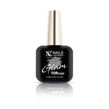 GLAM TOP COAT SILVER 6 ml