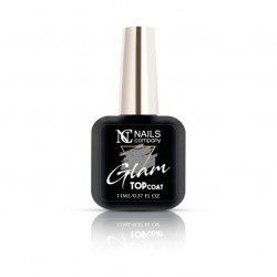 GLAM TOP COAT SILVER 11 ml