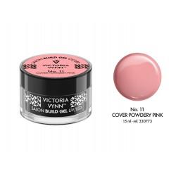 Victoria Vynn - SALON BUILD GEL Cover Powdery Pink No. 11 - 15 ml