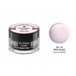 Victoria Vynn - SALON BUILD GEL Pink Glass No. 10 - 15 ml