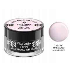 Vicotria Vynn SALON BUILD GEL Pink Glass No. 10 - 50 ml