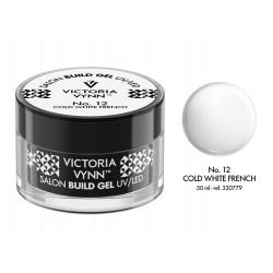 Victoria Vynn- SALON BUILD GEL Cold White French No. 12 - 50 ml