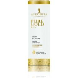 Afrodita - PURE GOLD 24Ka Luksusowy lotion do ciała ze złotem 150ml