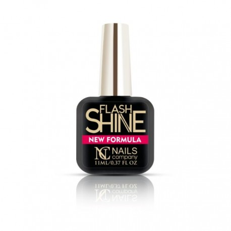 Nails Company FLASH SHINE NEW FORMULA TOP COAT 6 ml