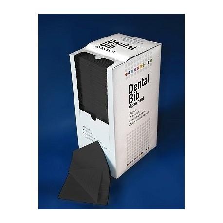 serwetki 33x45cm w dozowniku -karton A125sztuk Czarne