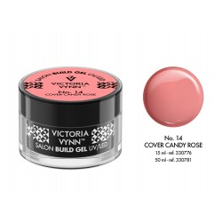 Vicotria Vynn SALON BUILD GEL Cover Candy Rose No. 14 - 50 ml