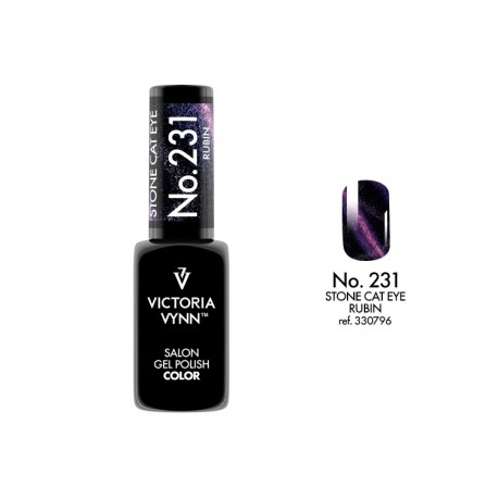 Victoria Vynn - Stone Cat Eye Rubin No. 231