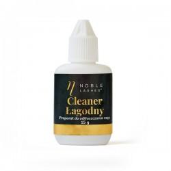 Noblelashes, Cleaner do rzęs 15 ml łagodny / Odtłuszczacz