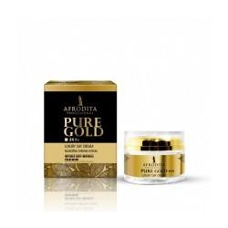 Afrodita Gold 24 Ka - Krem ze złotem na dzień 50ml
