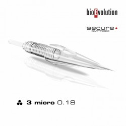 Kartridż - 3-micro 0.18 SECURE