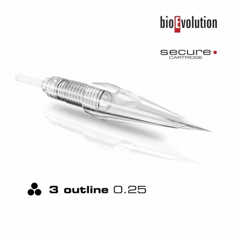 3-outline 0.25 SECURE