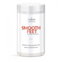 Farmona Smooth Feet Grejpfrutowa sól do kąpieli stóp 1500g