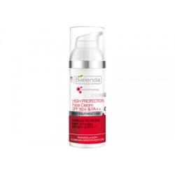 Bielenda Post Treatment Care Wysoka ochrona krem do twarzy SPF 50+ & PA++ 50ml