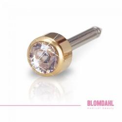 Blomdahl,Bezel Crystal 4 mm, 1 szt