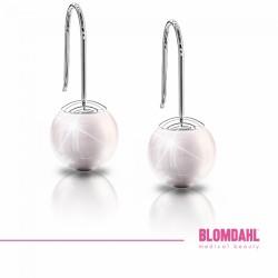 Blomdahl, Mini Pendant Pearl Light Rose 6 mm SFJ