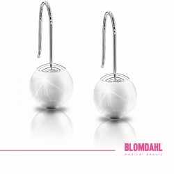 Blomdahl, Mini Pendant Pearl White 6 mm SFJ