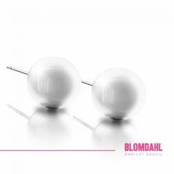 Blomdahl, Pearl White 8 mm SFJ