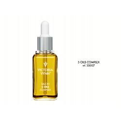 Victoria Vynn - SALON 5 OILS COMPLEX Oliwka do pielęgnacji skórek i paznokci - 30 ml