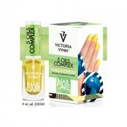 Victoria Vynn - SALON 5 OILS COMPLEX Oliwka do pielęgnacji skórek i paznokci - 9 ml