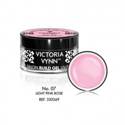 Victoria Vynn - SALON BUILD GEL Light Pink Rose No.007 - 50 ml