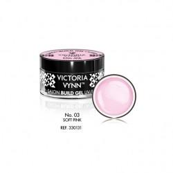Victoria Vynn - SALON BUILD GEL Soft Pink No.003 - 15 ml