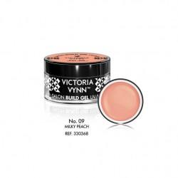 Victoria Vynn - SALON BUILD GEL Milky Peach No.009 - 15 ml