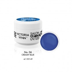 Victoria Vynn - 3D ART GEL UV/LED NO.06 CREAMY BLUE