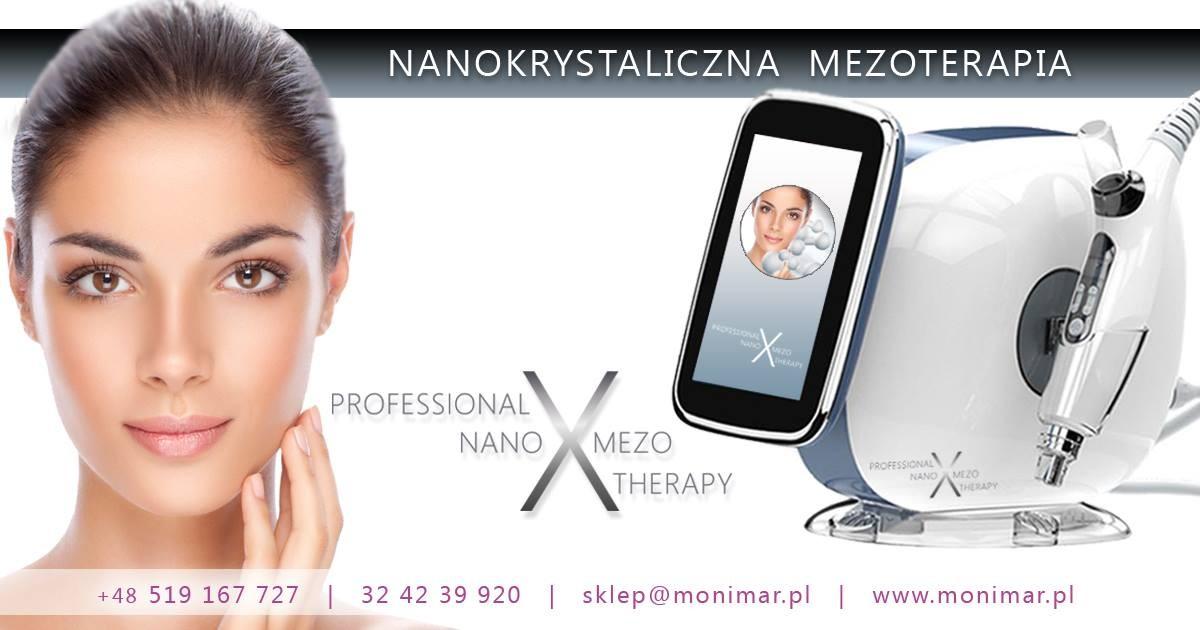NanoX Nanokrystaliczna Mezoterapia