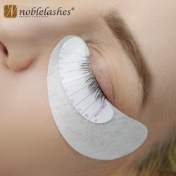 Noble Lashes, Lash Map - 240 par