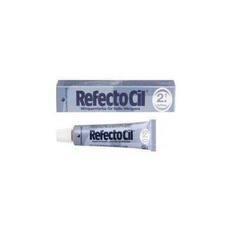 RefectoCil Henna do brwi i rzęs 2.1 Głęboki niebieski 15 ml